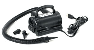 Electric Air Pump For Inflatable Swimming Pool Toys