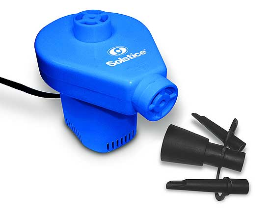 Electric High Capacity Air Pump For Inflatable Pool Toys