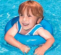 Swim-Tee Toddler Swimming Trainer