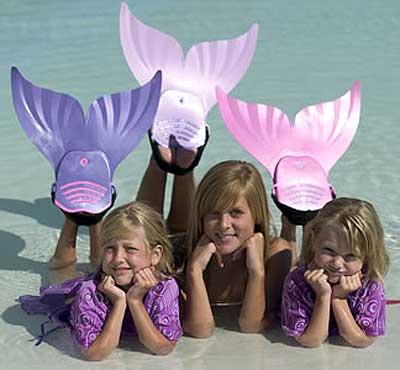 Mermaid Swimming Fins