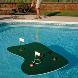 Aqua Golf Pool Golf Game