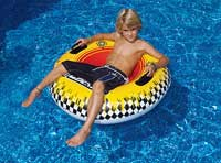 Tubester All-Season Inflatable Swimming Pool Float