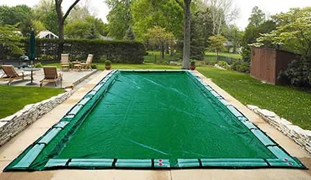12 Year In Ground Swimming Pool Winter Covers