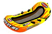 SpeedSeeker 2 Person Inflatable Downhill Snow Sled